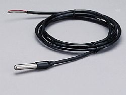 Stainless Steel Temperature Probe with Two-Wire Termination  6470